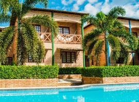 Hotel Vento Brasil, hotel in Paracuru