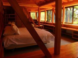 Cura Lodge, hotel em Pucón