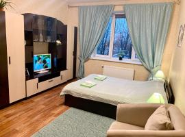Green Apartments, pet-friendly hotel in Zelenograd