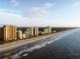 Hilton Grand Vacations At Anderson Ocean Club, hotel near Myrtle Beach Boardwalk, Myrtle Beach