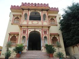 Hotel Green Haveli, hôtel à Pushkar