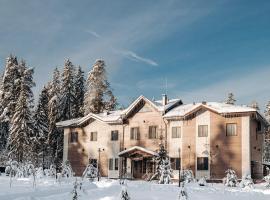 Усадьба охотника, hotel in Klin