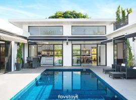 Favstay - Alexa 218 Pool Villa วิลลาในหัวหิน