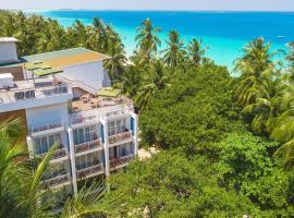 Dhiguveli Maldives, spa hotel in Dhigurah