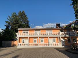 BEST LONGSTAY INN, homestead and extended stay, Ferienwohnung in Erlangen