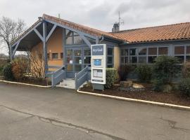 Kyriad Niort - La Crèche, hôtel à La Crèche