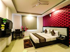 Hotel Olive Zone Near IGI Airport, hôtel à New Delhi près de: Aéroport international Indira-Gandhi de Delhi - DEL