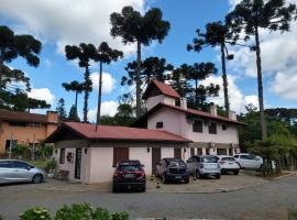 Pousada Jardins de Canela, pet-friendly hotel in Canela