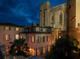 La Mirande, hotel in Avignon