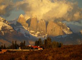 Estancia Cerro Guido, hotel en Torres del Paine