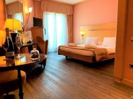 SHG Hotel Antonella, hotel near Cinecittà World, Pomezia