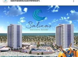 SALINAS EXCLUSIVE RESORT, apartment in Salinópolis