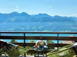 Hotel Restaurant Gloria, hotel in Beatenberg