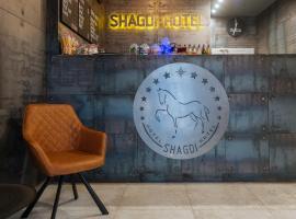 Shagdi Hotel, alberg a Moscou