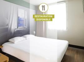B&B Hôtel Marseille Estaque, hotel near CRN2M UMR6231 Research Centre Marseille, Marseille