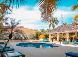 Quality Hotel Real Aeropuerto Santo Domingo, room in Boca Chica
