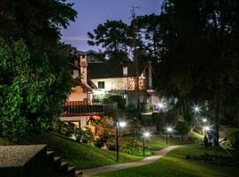 Pousada Aguia da Montanha, hotel em Monte Verde