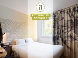 B&B Hotel PARIS GENNEVILLIERS ASNIERES, hotel near Saint-Denis-Université Metro Station, Gennevilliers