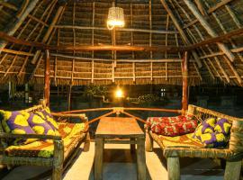 Zanzi Rest Bungalow, hotel a Nungwi