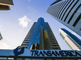 Transamerica Prestige - Beach Class International (Boa Viagem), hotel near Sé Church, Recife
