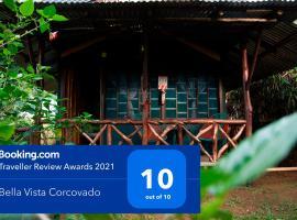 Bella Vista Corcovado, hotel en Drake