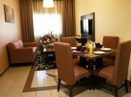 Spark Residence Hotel, apartment in Sharjah