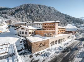 Sporthotel Silvretta Montafon, hotel in Gaschurn