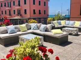 Hotel Doria, hotell i Cavi di Lavagna