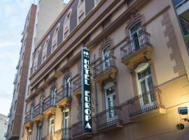 Hotel Europa, hotel en Albacete