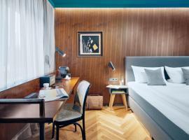 art Hotel Tucholsky, Hotel in der Nähe von: Schauspielhaus Bochum, Bochum