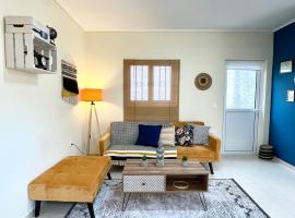 Boho Apartment near Athens Airport, apartment in Spáta