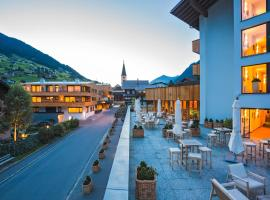 Sporthotel Chalet, Hotel in Gaschurn