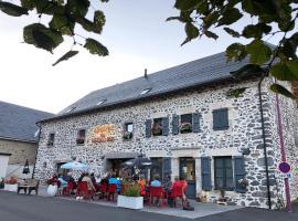 Auberge du Cezallier, hôtel à Montgreleix
