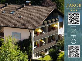 Hotel Jakob, отель в Фюссене