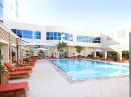 Novotel World Trade Centre Dubai, hotel near KidZania Dubai, Dubai