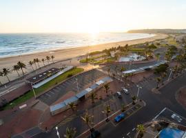 Gooderson Tropicana Hotel, hotel in Durban
