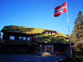 Holmavatn Ungdoms og Misjonssenter, hotell i nærheten av Prekestolen på Varhaug