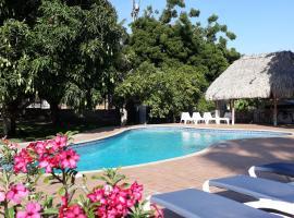 Guanábana Apartments, apartamento em Jan Thiel
