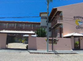 Pousada das Garças, hotel with pools in Campos dos Goytacazes