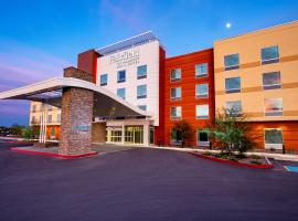 Fairfield Inn & Suites by Marriott Phoenix West/Tolleson, hotel in Phoenix