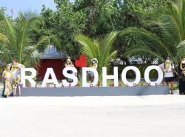 Quicksand Rasdhoo, resort in Rasdhoo