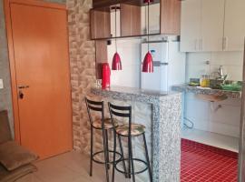 Morro Vermelho, budget hotel in Goiânia