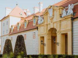 ANTON FLORIAN, zámecký hotel Valtice – hotel w mieście Valtice