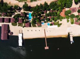Загородный комплекс Боковенька, hotel in Krivoy Rog