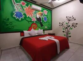 Hotel Posada Diamante, hotel en Santa Cruz - Huatulco