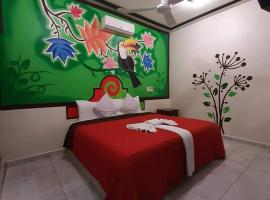 Hotel Posada Diamante, hotel in Santa Cruz Huatulco