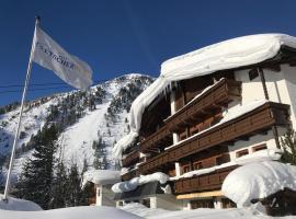 Hotel Gletscherblick, Hotel in St. Leonhard im Pitztal