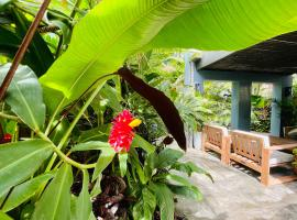 Lahania Lux Beach Villa, vacation home in Clifton Beach