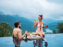 Floating Mountain Villa, hotel in Nuwara Eliya
