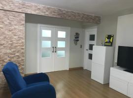 Apartamento en el Centro. En tierras de Cine. 2 dormitorios, apartment in Almería